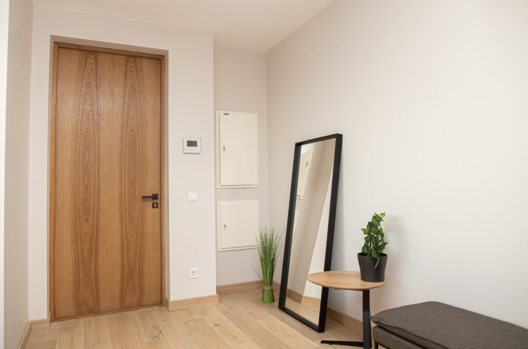 Full set of Reaton door assembly