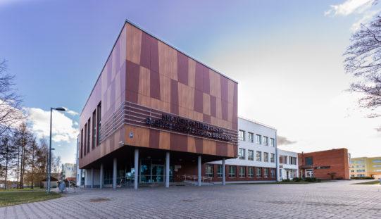 Babītes mūzikas skolas un bibliotēkas rekonstrukcija