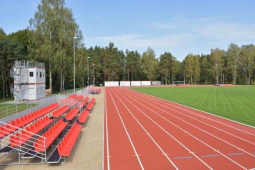 Baldones vidusskolas stadions