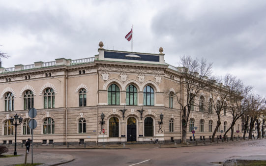 Building of the Bank of Latvia