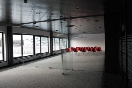 Комплекс офисно-складских зданий RADEX